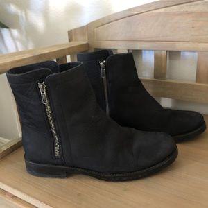 Frye Natalie Double Zip Boot